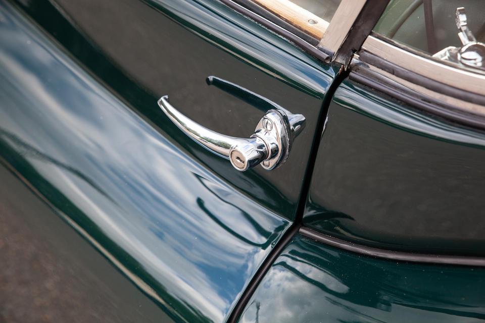 The ex-Jack Sears,1954 Jaguar XK120 Coupé  Chassis no. S669125
