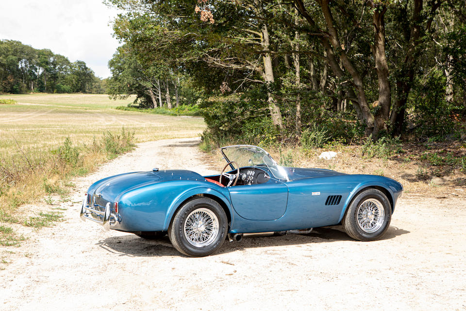 1964 Shelby Cobra 289 Roadster  Chassis no. CSX 2245 Engine no. PA3519