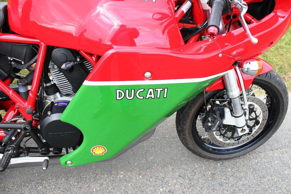 2008 Ducati Sport 1000S Frame no. ZDMC102A3850AA491 Engine no. ZDM992A2043841