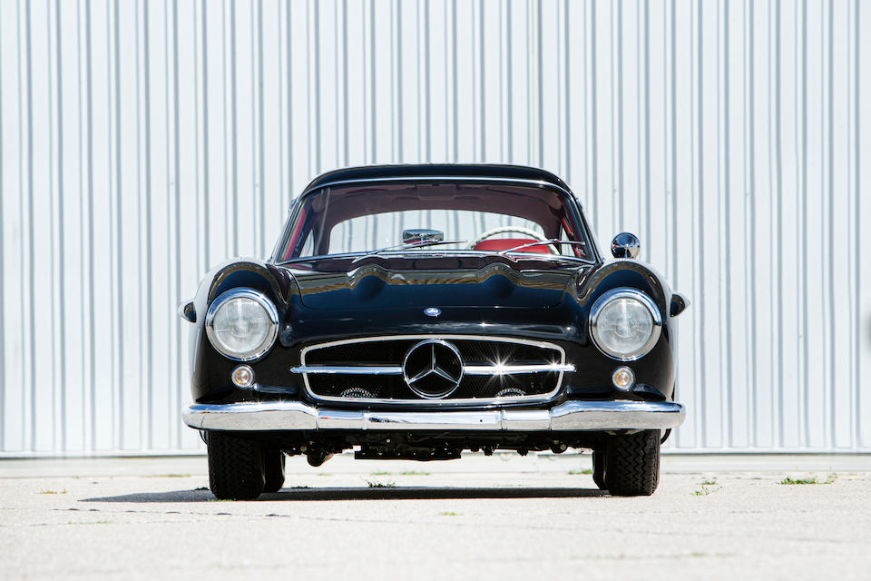 1955 Mercedes-Benz 300 SL 'Gullwing' Coupé  Chassis no. 198.040-55 00295