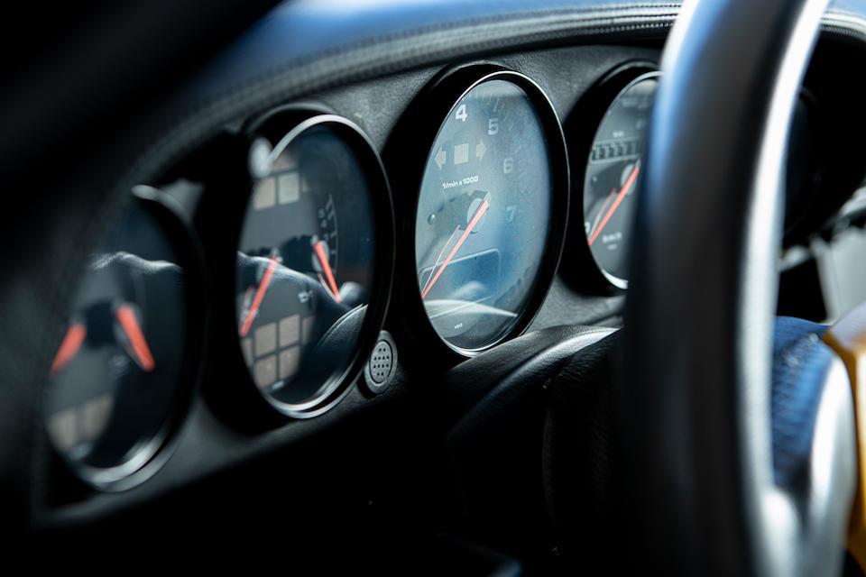 1993 Porsche 911 Type 964 Turbo S 'Leichtbau' Coupé  Chassis no. WP0ZZZ96ZPS479056