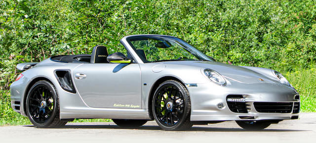 2012 Porsche 997 Turbo S Edition '918 Spyder' Cabriolet  Chassis no. WP0CD2A90CS773263