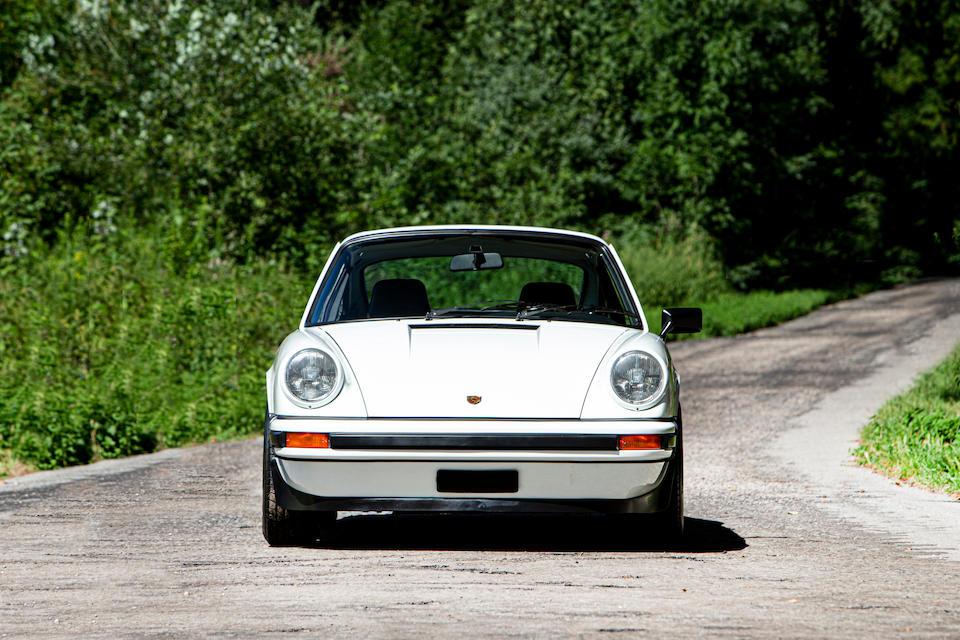 1974 Porsche 911 Carrera 2.7-Litre MFI Coupé  Chassis no. 9114600780