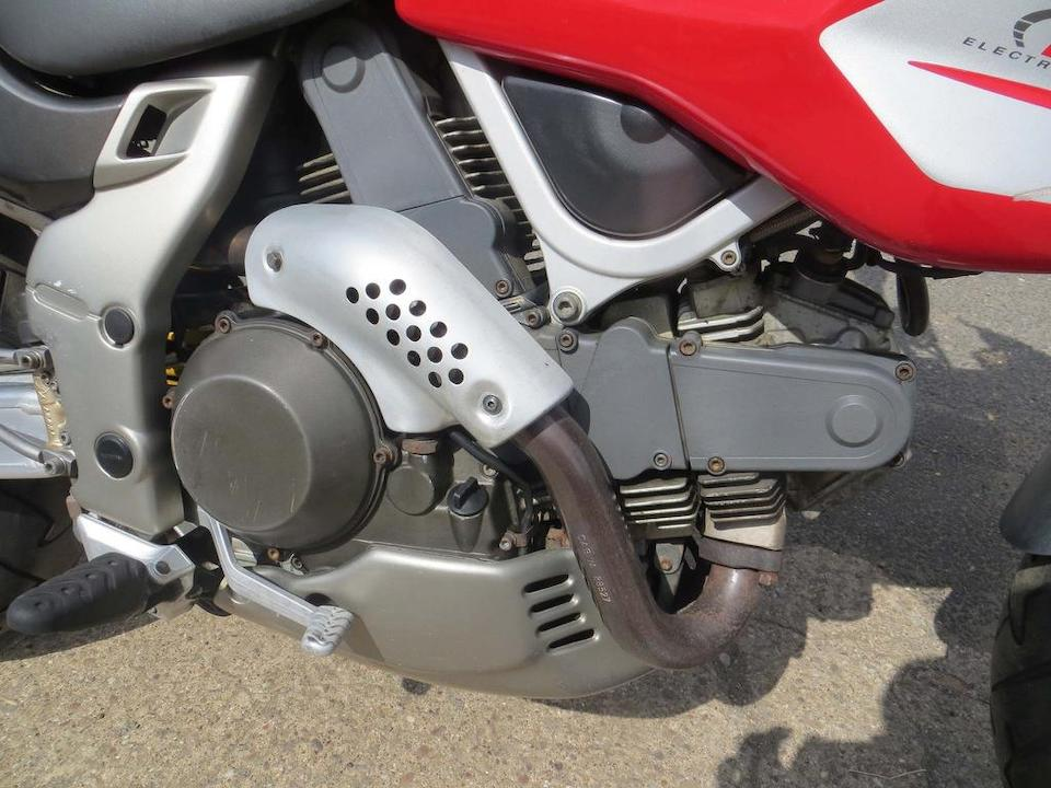 1999 Cagiva 904cc Gran Canyon Frame no. GM300AAWV000916 Engine no. ZDM906LE1002445