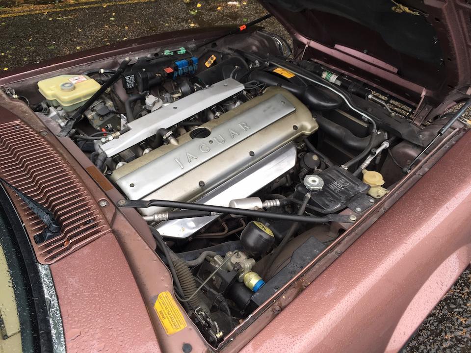 1994 Jaguar XJS 4.0-Litre 2+2 Convertible  Chassis no. SAJNX2746SC197815