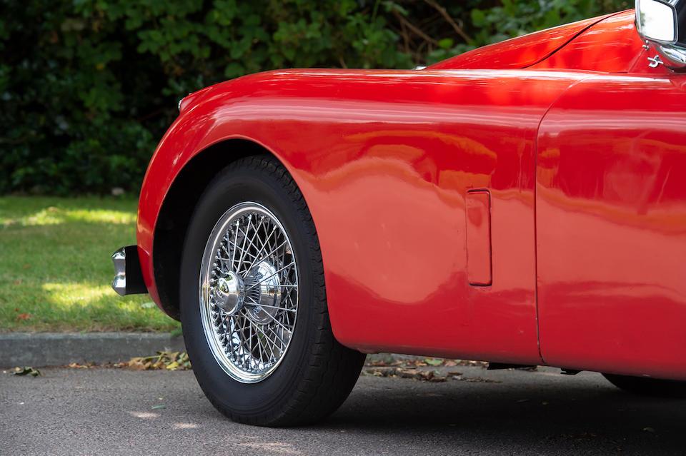 1958 Jaguar XK150S 3.4-Litre Roadster  Chassis no. T831234DN