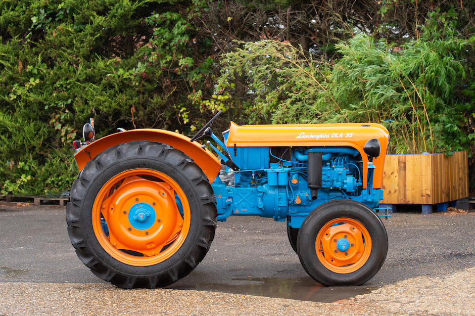 1961 Lamborghini DLA 35 Tractor  Chassis no. to be advised