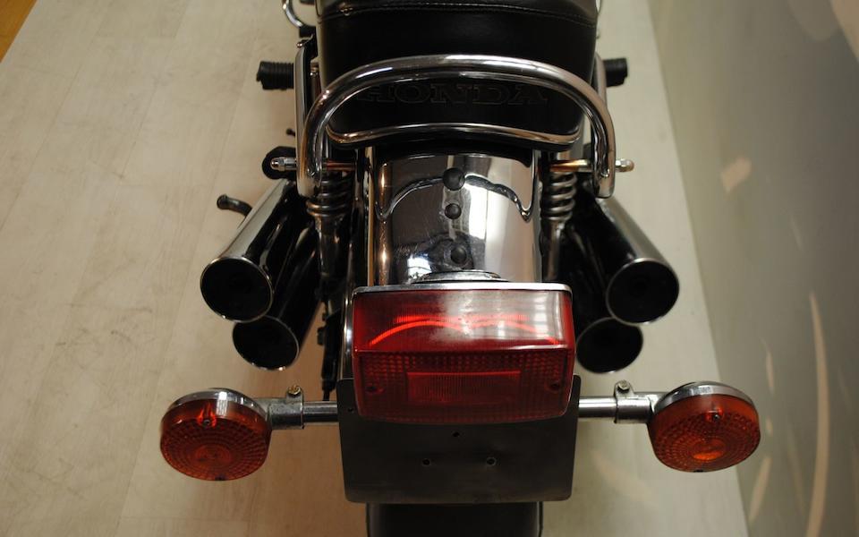 1983 Honda CB750C Frame no. RC06-2001437 Engine no. RC01E-2223611