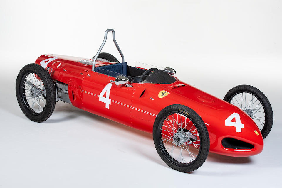 Ferrari 156 F1 'Sharknose' Child's Car