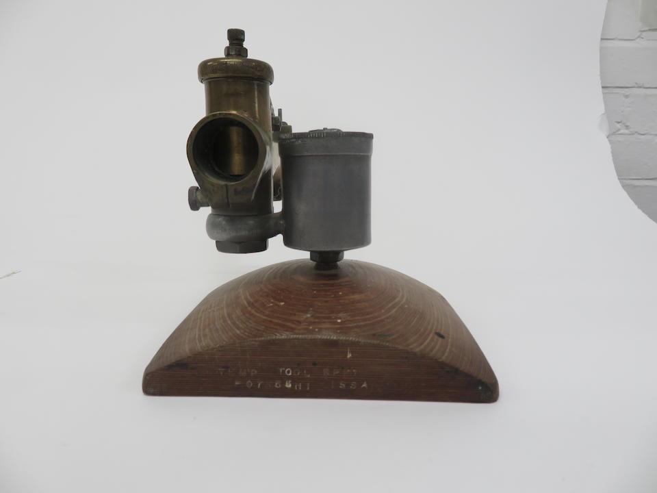 A Binks Mousetrap Carburettor