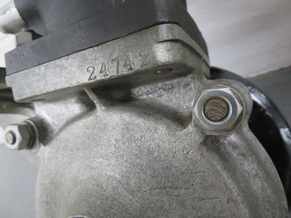 A Levis two-stroke engine