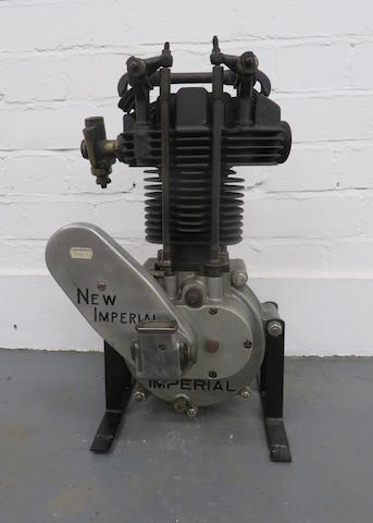 A New Imperial ohv engine