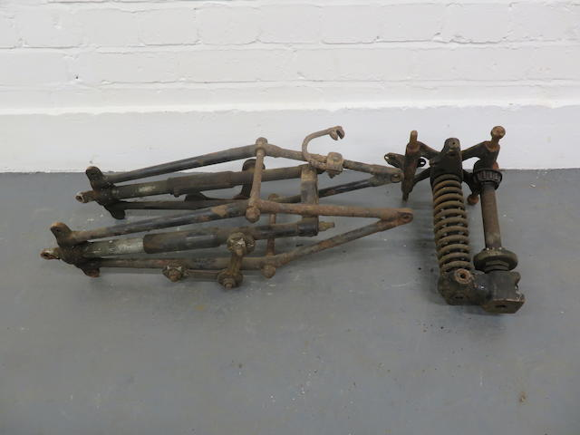 A set of Scott 'Kite' forks  ((2))