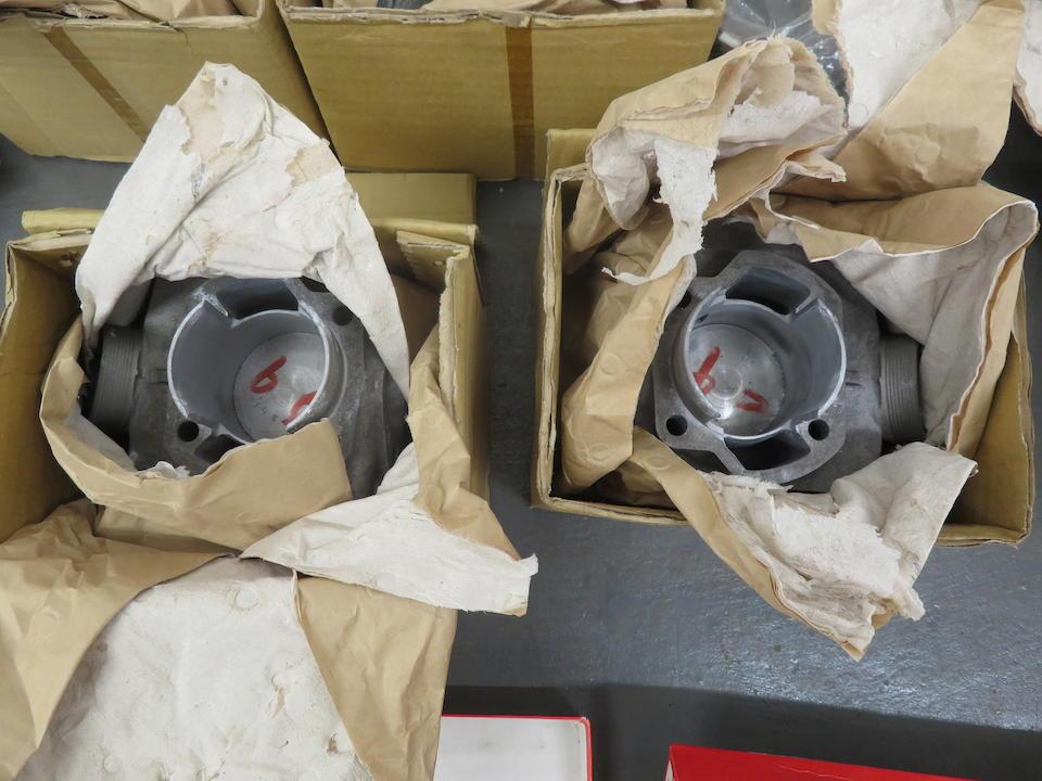 A Yamaha TR2 Factory Spares Kit