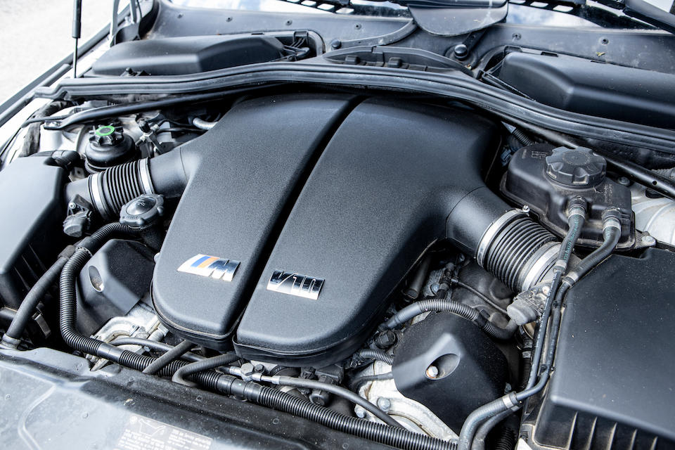 2007 BMW M5 'E60'  Chassis no. WBSNB2070CU18886