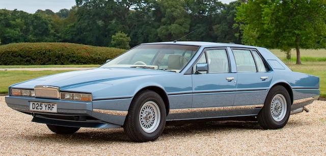 1986 Aston Martin Lagonda Series 3 Saloon  Chassis no. 13501