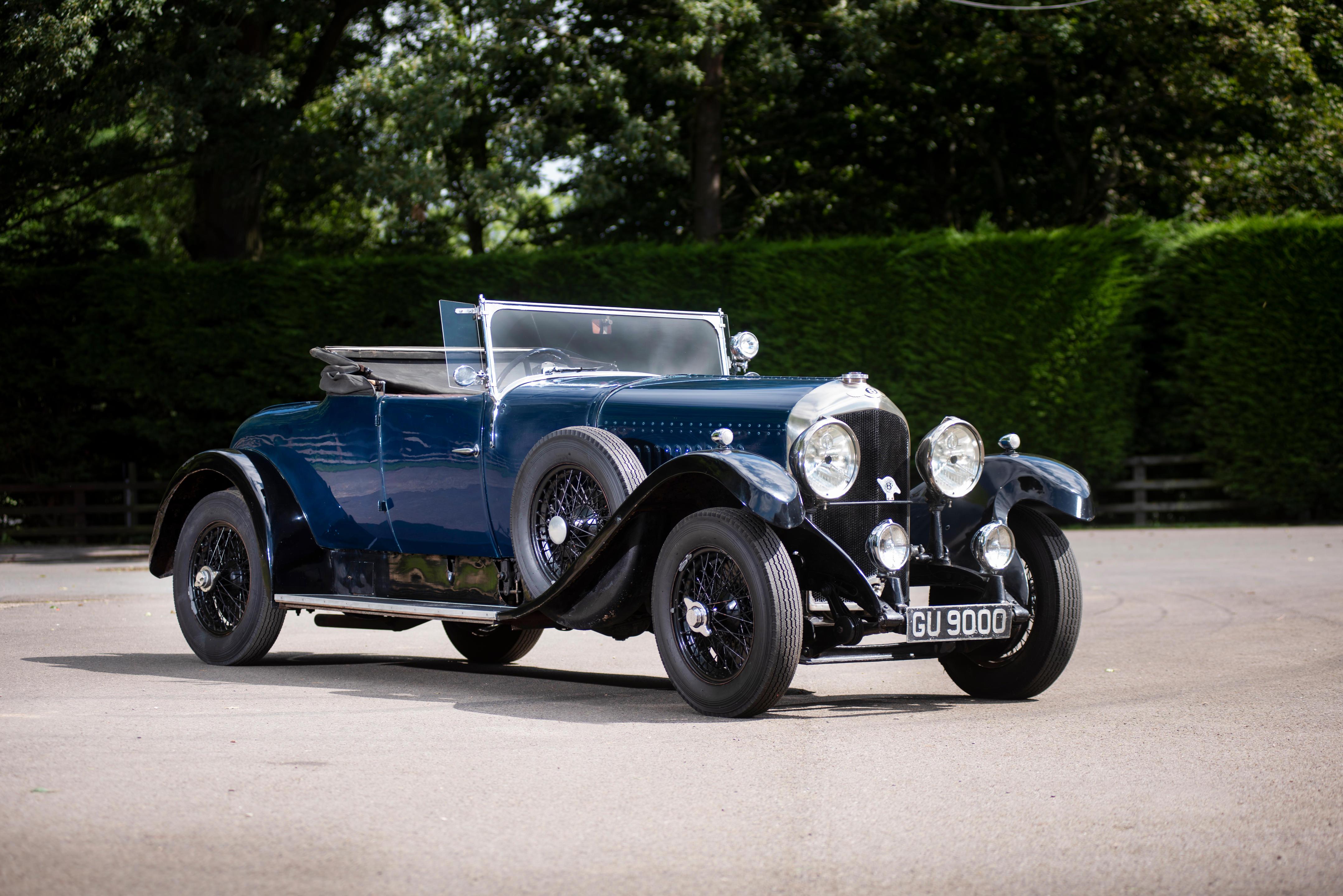 1929 Bentley 4½-Litre