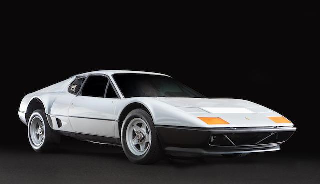 1984 Ferrari  512 BBi Coupé Project  Chassis no. ZFFJA09B000049897
