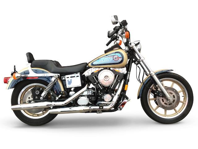 From Warr's Harley-Davidson,1992 Harley-Davidson 1,340cc FXDB Daytona Frame no. 1HD1GAL18NY305571 Engine no. GALN305571
