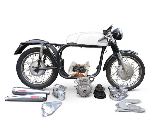 Property of a deceased's estate, c.1959 Triton 650cc Café Racer Project Frame no. P14 84029 Engine no. T110 017138