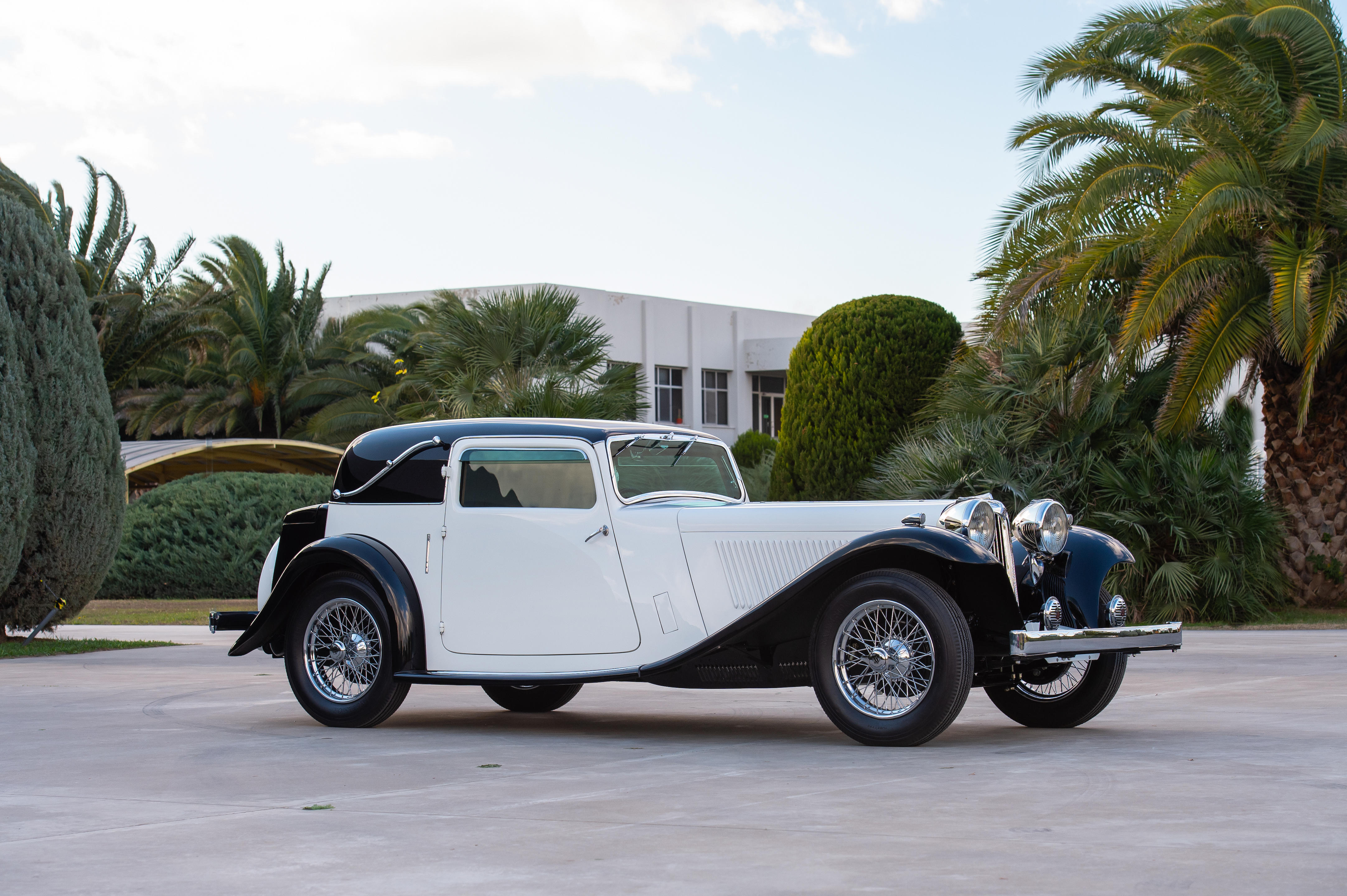 c.1936 SS1 Coupé SS1 Fixed-Head Coupé  Chassis no. to be advised