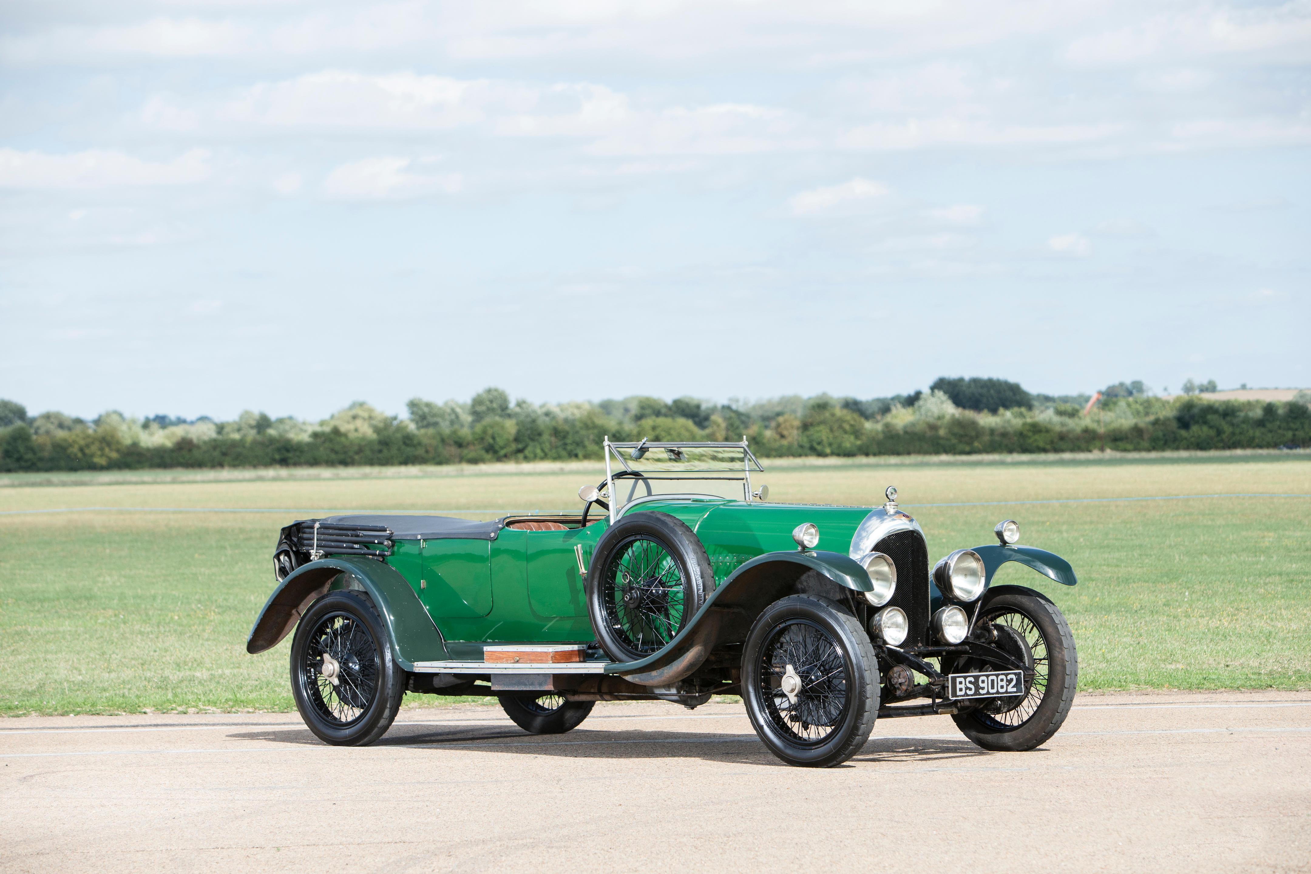 1924 Bentley 3-Litre Tourer  Chassis no. 365