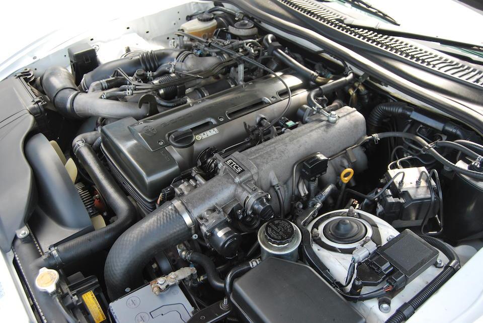 1997 Toyota Supra 3.0-Litre Twin-Turbo Coupé  Chassis no. JZA801000602