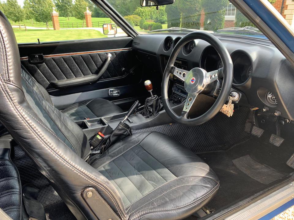 1976 Datsun 260z 2+2 Coupé  Chassis no. GRS30010503