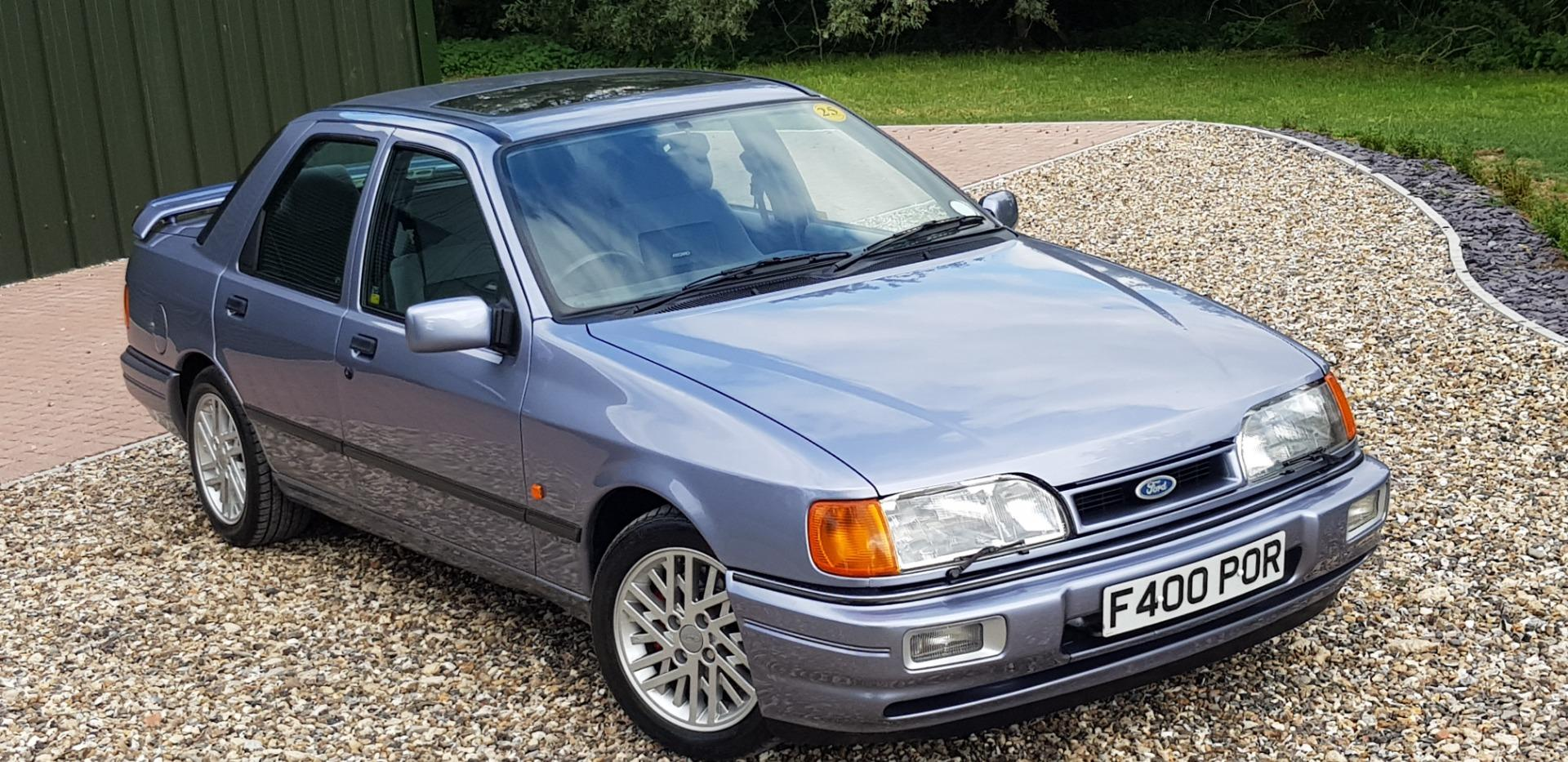 1989 Ford Sierra Sapphire RS Cosworth  Chassis no. WFOFXXBFJE41586