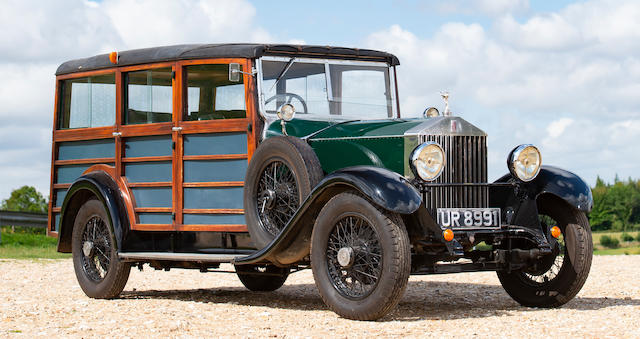 1931 Rolls-Royce 20/25hp Shooting Brake  Chassis no. GNS45
