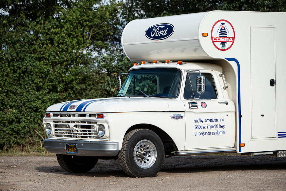 1966 Ford F-350 Car Transporter  Chassis no. F35BR833073