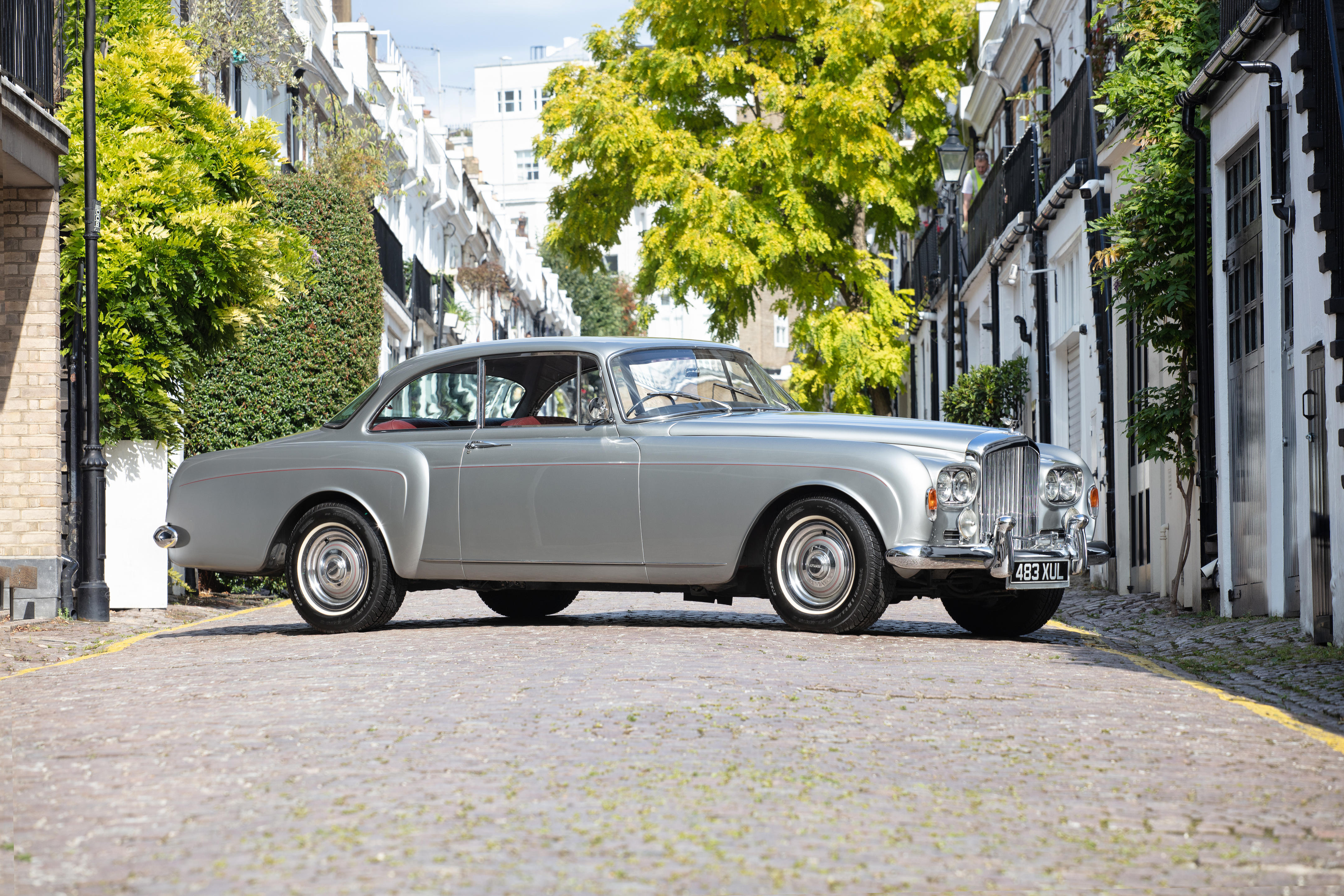 1960 Bentley S2 Continental Sports Saloon  Chassis no. BC49AR