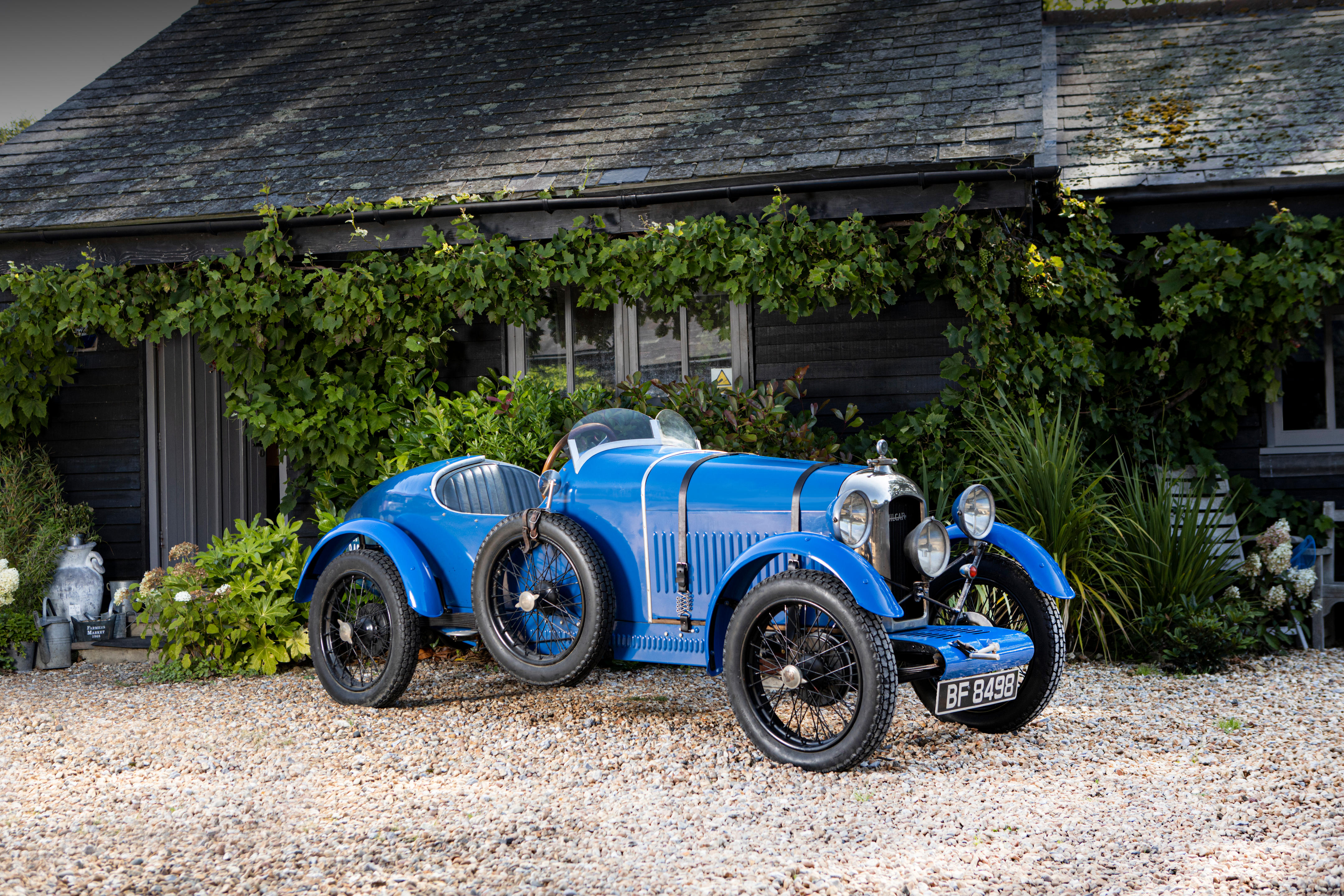 1924 Amilcar CGS Voiturette  Chassis no. 261