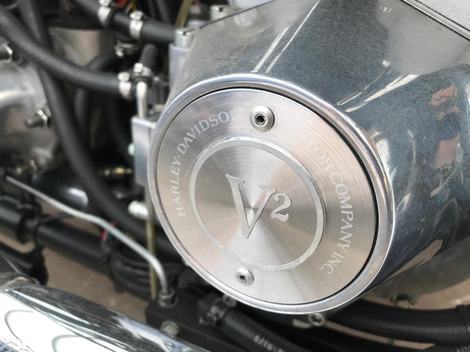 From Warr's Harley-Davidson, 1984 Harley-Davidson 1,340cc FXST Softail Frame no. 1HD1BHL33EY015991 Engine no. BHLE015991