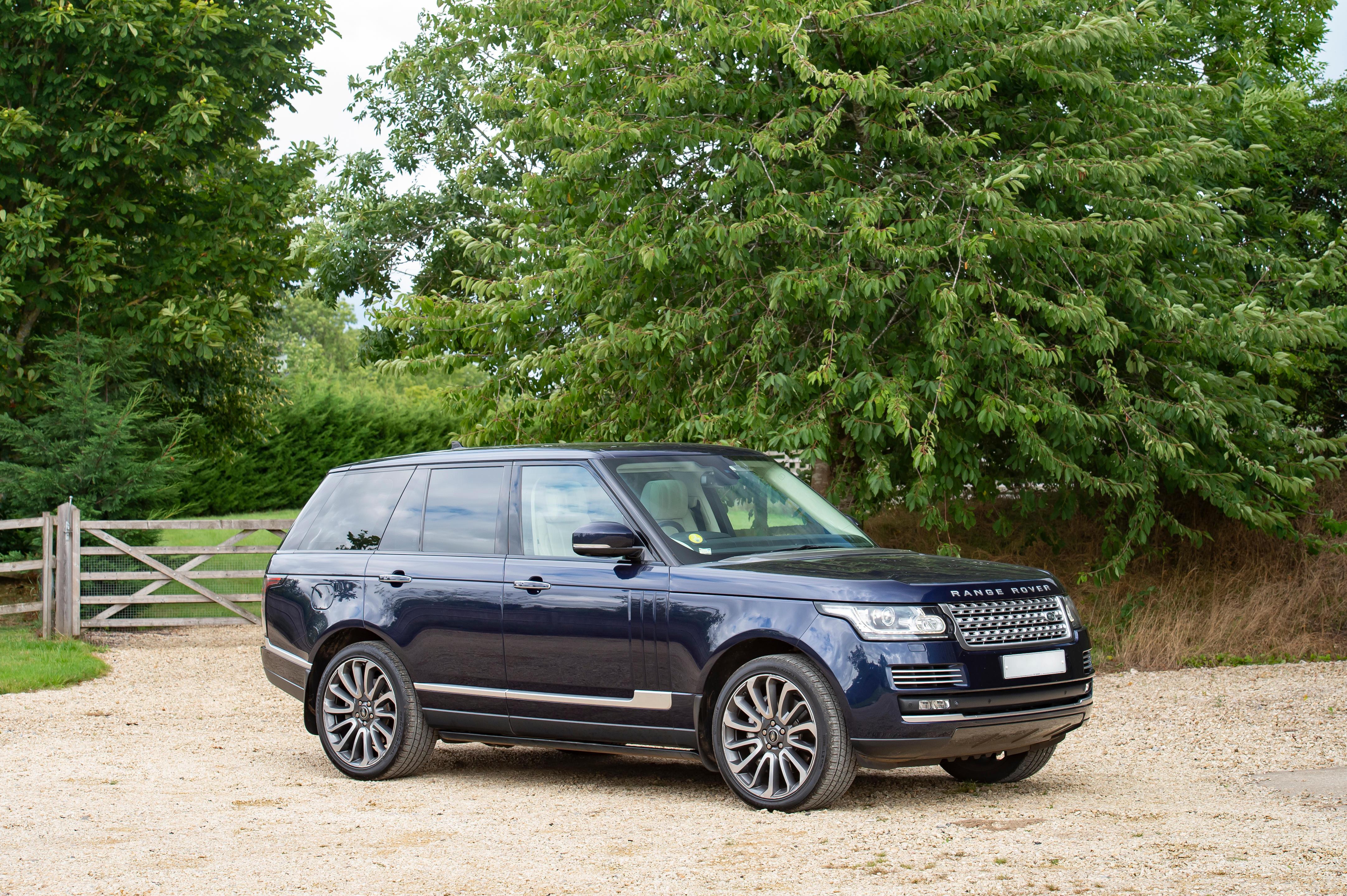 2015 Range Rover SDV8