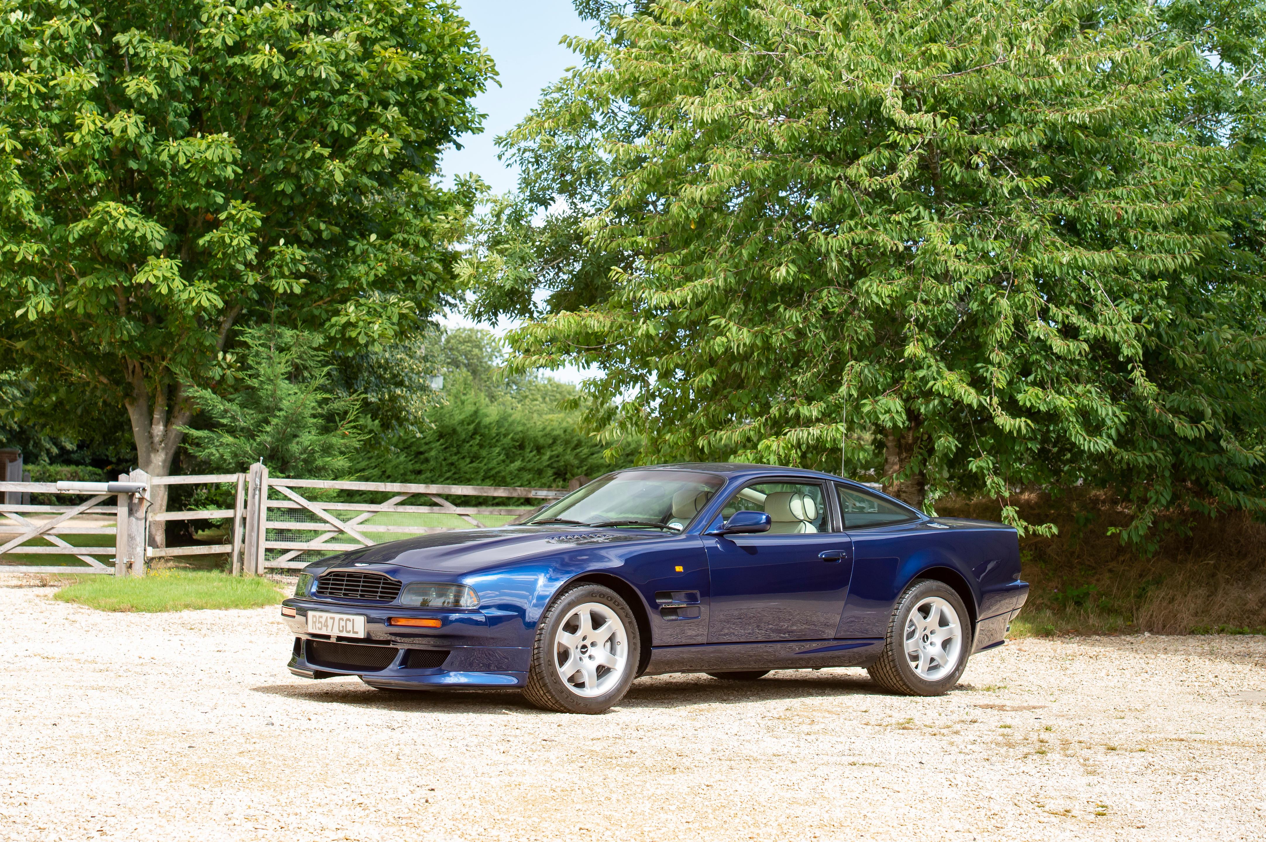 1988 Aston Martin Virage Vantage 550