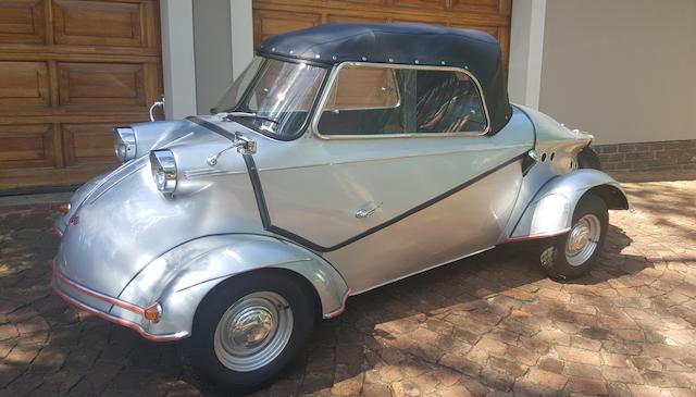 1959 FMR/Messerschmitt Tg500 Microcar  Chassis no. 20655