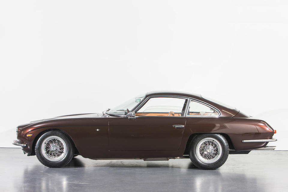 1969 Lamborghini  400GT 2+2 Coupé  Chassis no. 0415 (see text)