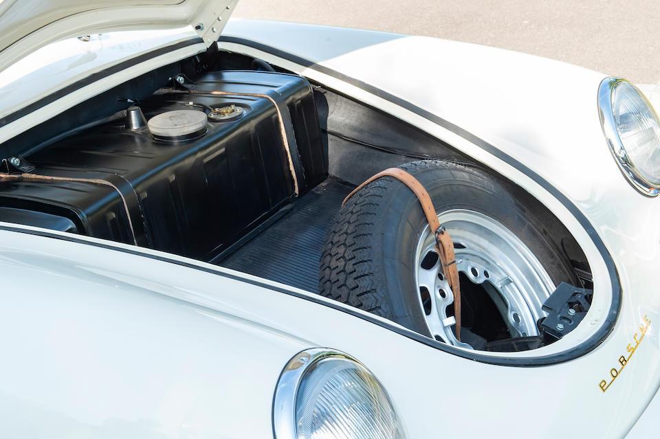 1959 Porsche 356B 1600 Cabriolet  Chassis no. 152555