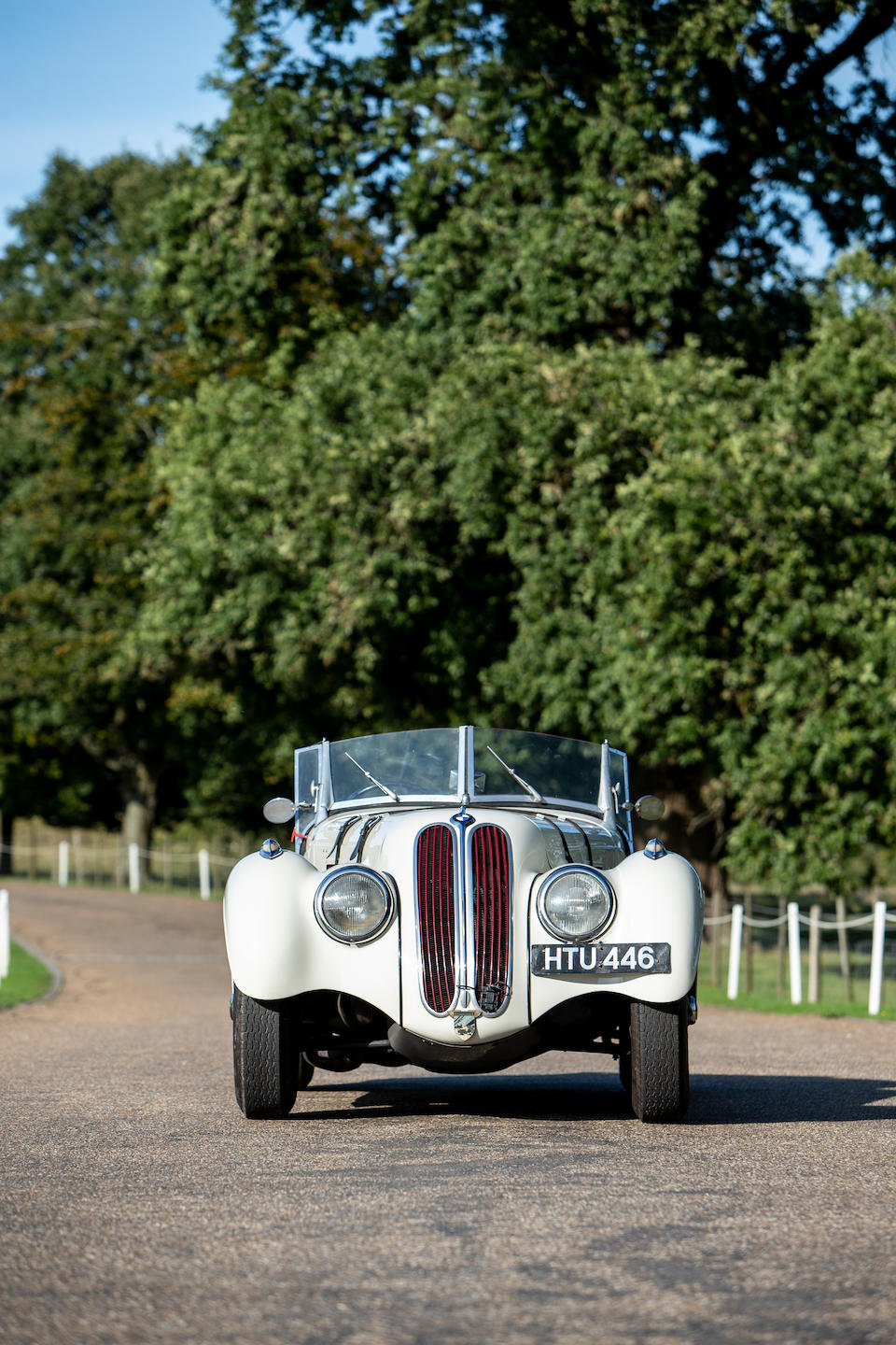 1939 Frazer Nash-BMW 328 Roadster  Chassis no. 85411
