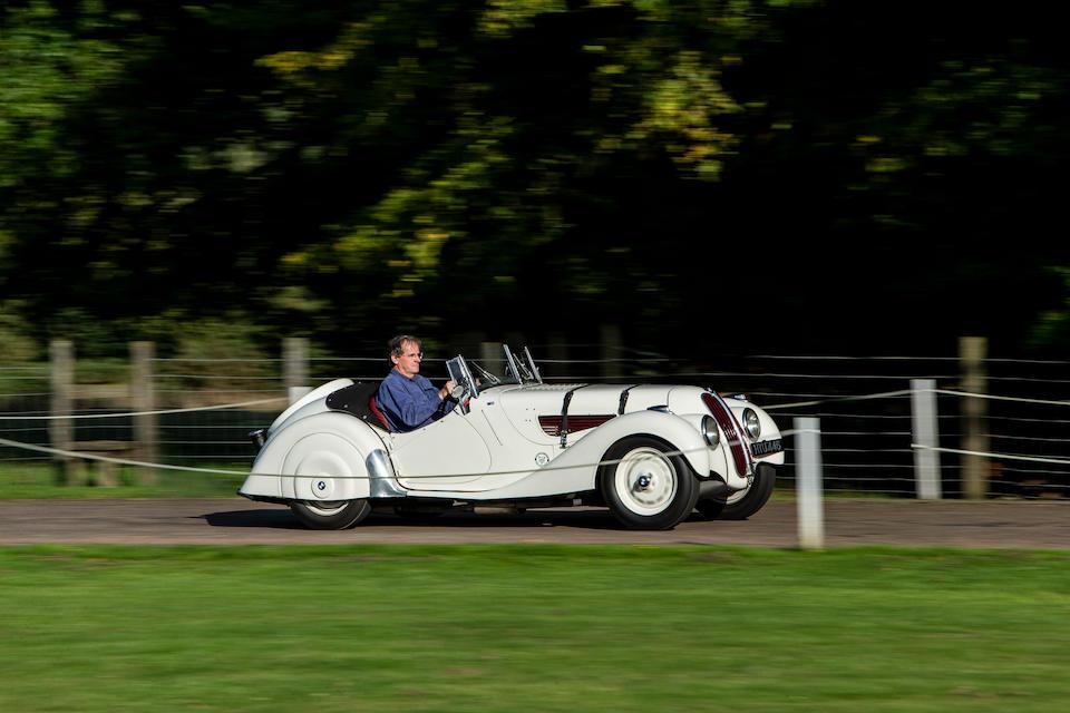 1939 Frazer Nash-BMW 328 Roadster  Chassis no. 85411