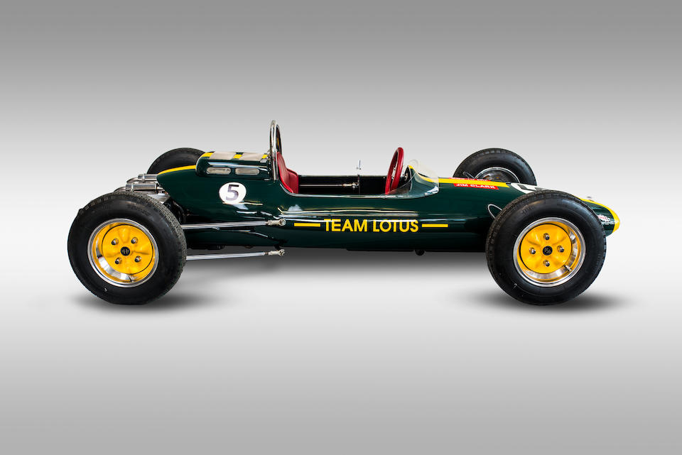 Lotus  Type 49 Formula 1 'Jim Clark' Child's Car