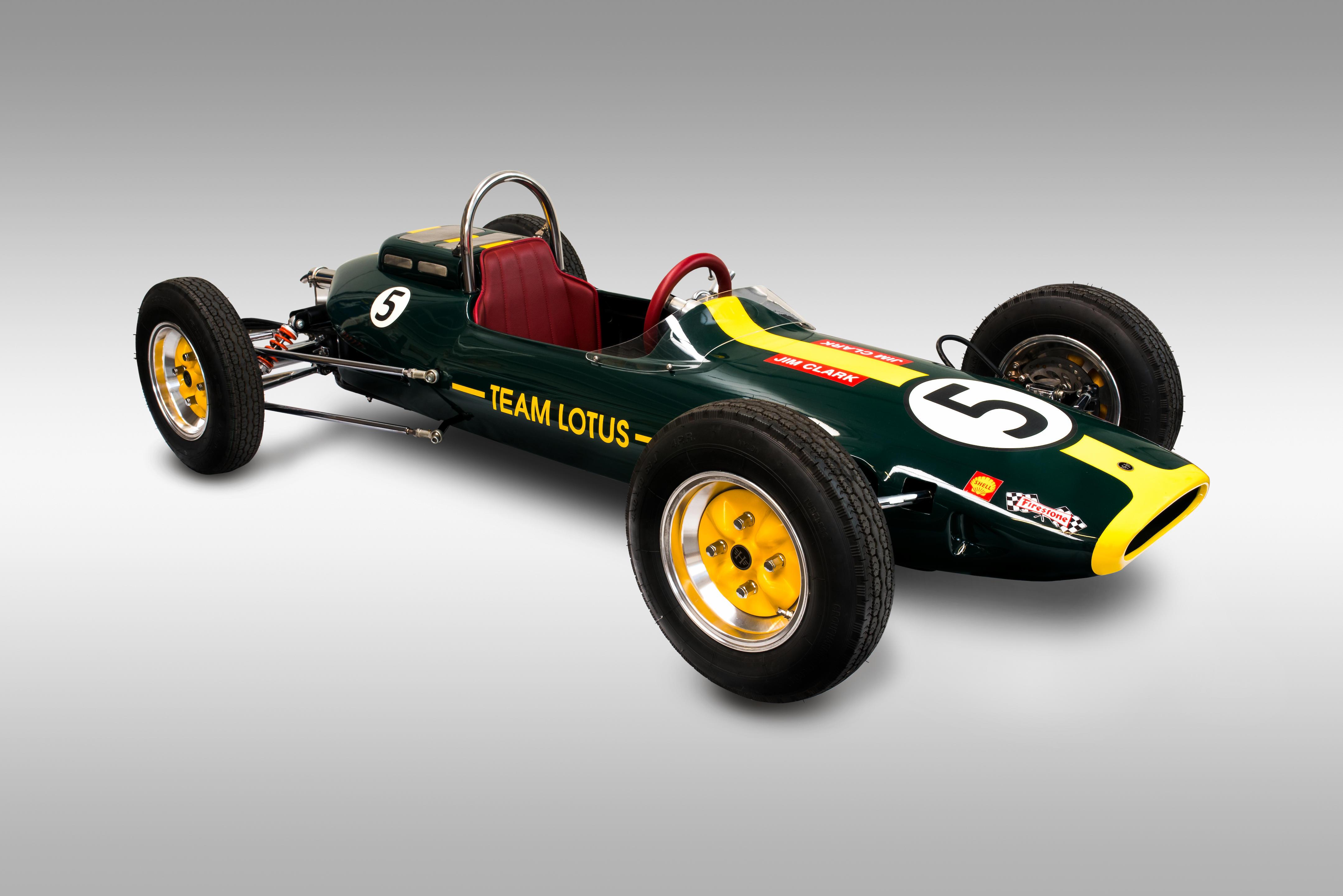 Lotus Type 49 Formula 1 'Jim Clark' Child's Car