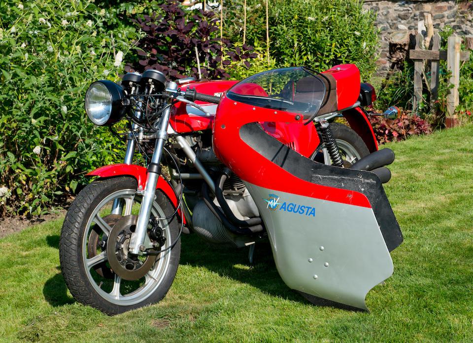 1976 MV Agusta 789cc 750S America Frame no. MV750 2210178 Engine no. 2210110