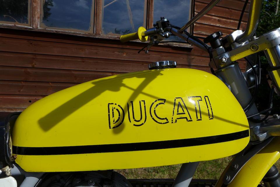 1970 Ducati 450 R/T Desmo Frame no. DM450 453626 Engine no. 453626