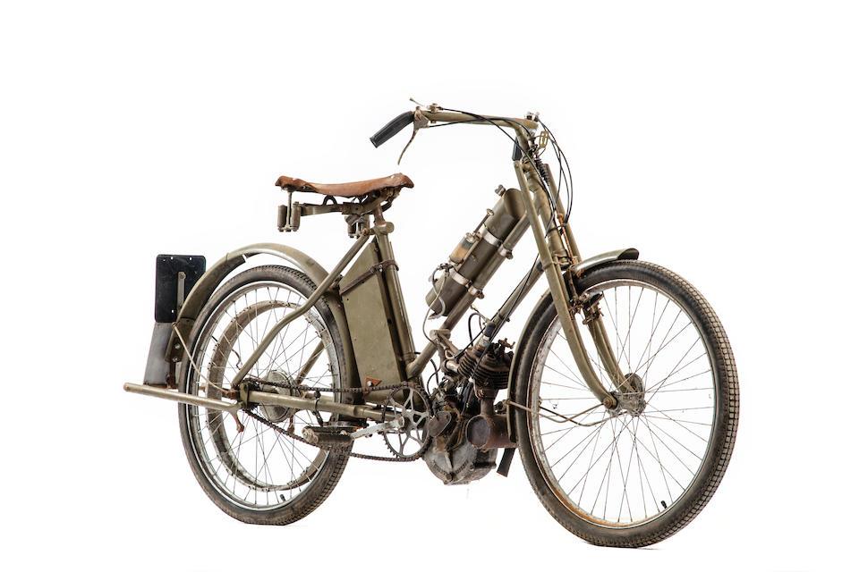 1902 Minerva 211cc Ladies' Model Frame no. 6231 Engine no. 16 6454