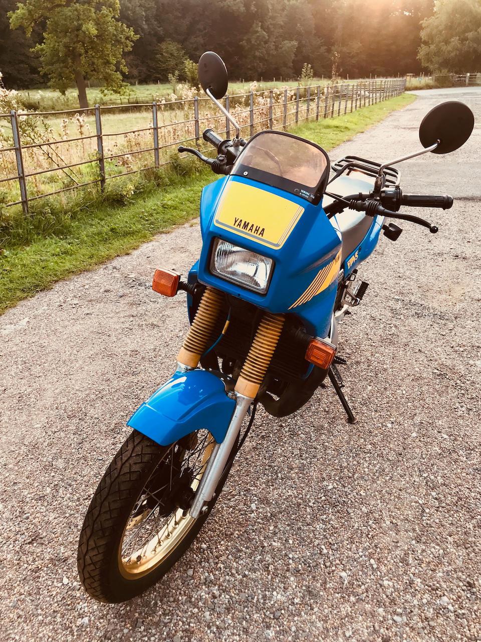 1989 Yamaha TDR250 Frame no. 3CK-003039 Engine no. 3CK-003039