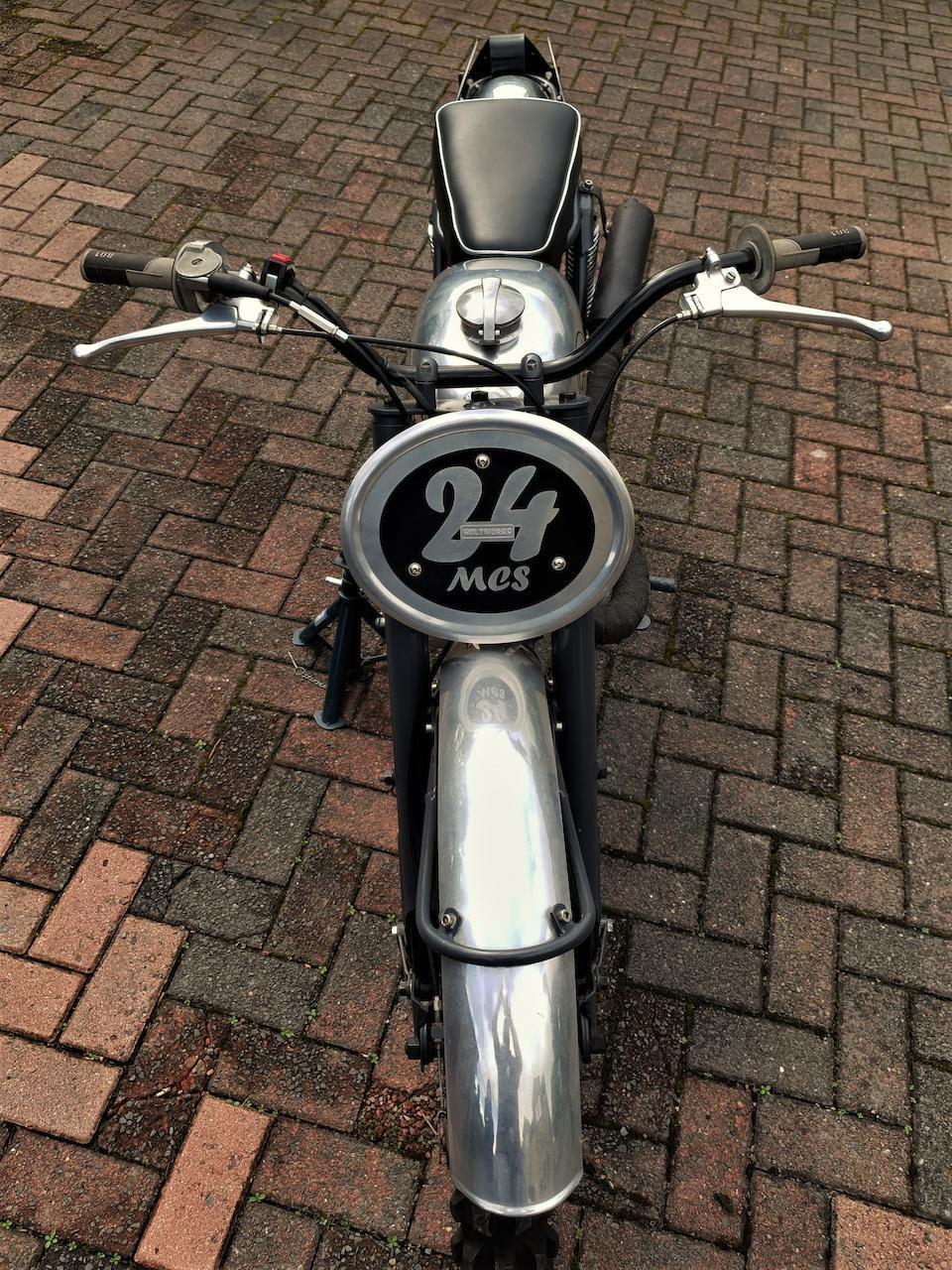 1961 Greeves 246cc 24MCS Moto Cross Special Frame no. 61 3778 Engine no. 305D1903