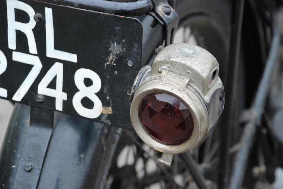 1926 Excelsior-JAP 300cc Frame no. 1541 D Engine no. 53925 AT