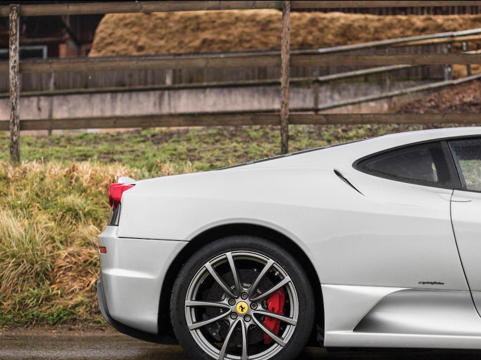2008 Ferrari 430 Scuderia  Chassis no. ZFFKZ64B000163729